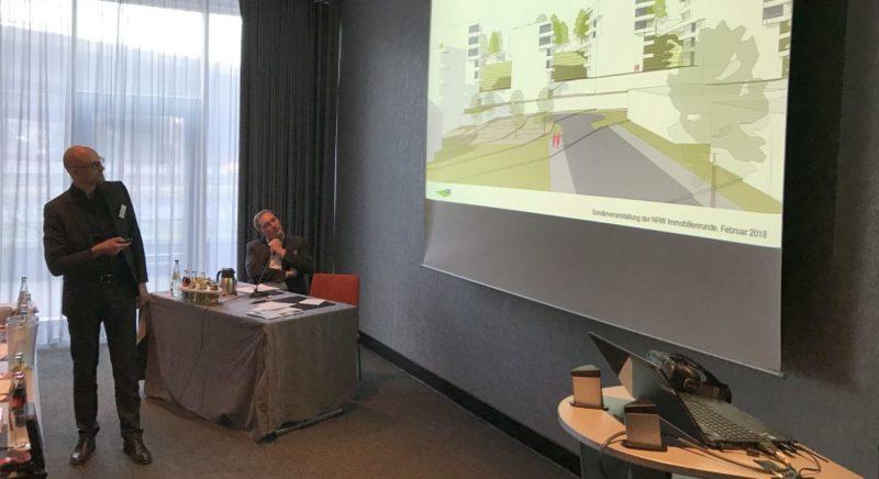 FRIEDO war Thema bei NRW Immobilienrunde