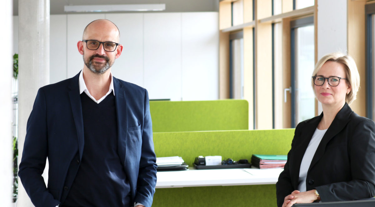 Achim Bassa und Isabel Brinkmann sind neue Gesellschafter der KZP